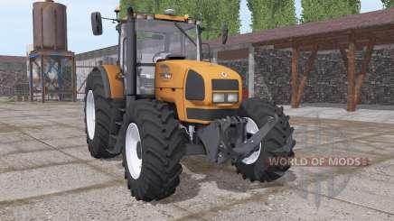 Renault Ares 836 RZ para Farming Simulator 2017