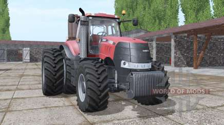 Case IH Magnum 335 dual rear para Farming Simulator 2017