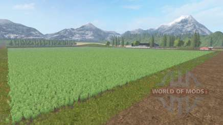 Colinas de oro v1.1 para Farming Simulator 2017