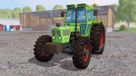 Deutz D 80 06 para Farming Simulator 2015