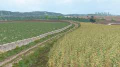 Crown of Aragon v1.2 para Farming Simulator 2015