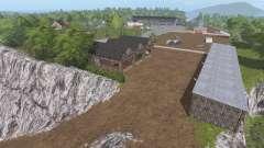 Spectacle Island para Farming Simulator 2017