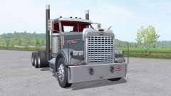 Peterbilt 389 Day Cab more configurations para Farming Simulator 2017