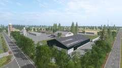 Nordfriesische Marsch para Farming Simulator 2017