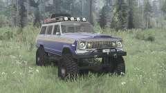 Jeep Wagoneer 1978 para MudRunner