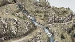 La luna13 - One Road para MudRunner