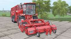 HOLMER Terra Dos T4-40 potato 626hp para Farming Simulator 2017