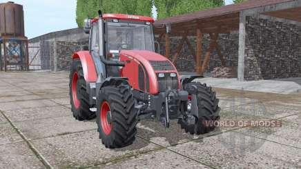 Zetor Forterra 11441 v1.5.4 para Farming Simulator 2017