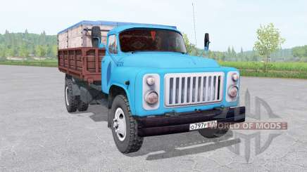 GAZ 53 camión 4x2 para Farming Simulator 2017