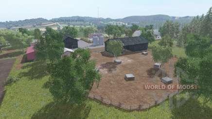 Lublin valle de v1.2 para Farming Simulator 2017