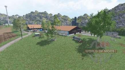 Somewhere in Bavaria v0.7 para Farming Simulator 2015