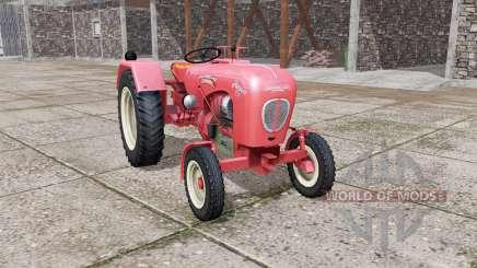 Porsche-Diesel Junior para Farming Simulator 2017