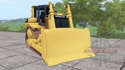 Caterpillar D7R v2.0 para Farming Simulator 2017
