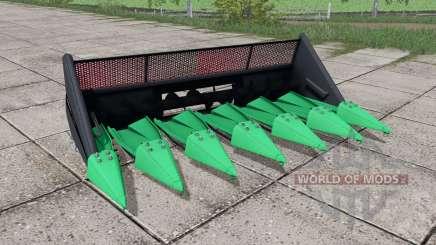 OROS Sun 676 pack para Farming Simulator 2017