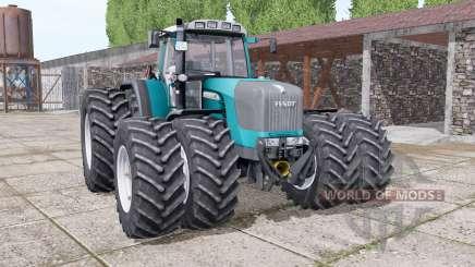 Fendt 920 Vario TMS Petrol pack v2.0 para Farming Simulator 2017