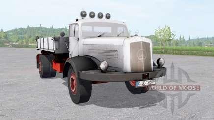 Mercedes-Benz L 303 1941 v1.0.1 para Farming Simulator 2017