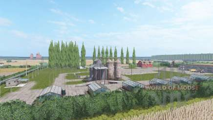 Magyarfold para Farming Simulator 2017
