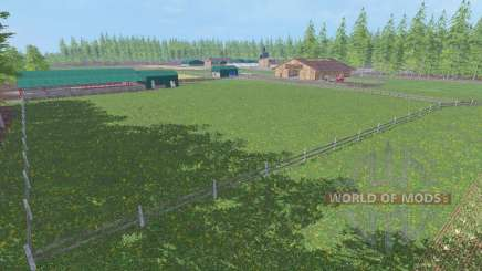 Lincoln Lodge Farm para Farming Simulator 2015