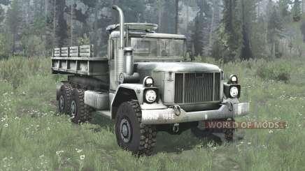 M35A3 para MudRunner