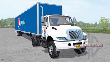 International DuraStar tractor Pepsi para Farming Simulator 2017