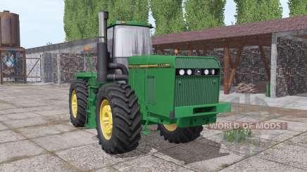 John Deere 8970 v1.0.1 para Farming Simulator 2017