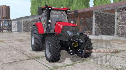 Case IH Maxxum 125 CVX v3.0 para Farming Simulator 2017