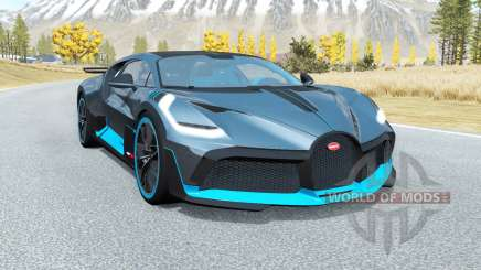 Bugatti Divo 2018 para BeamNG Drive
