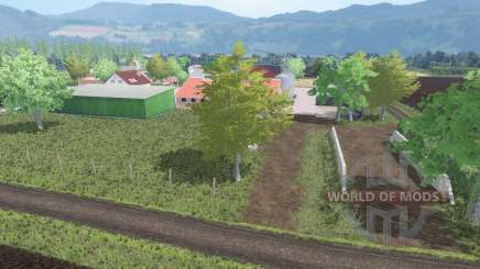 Opolskie Klimaty v3.0 para Farming Simulator 2015