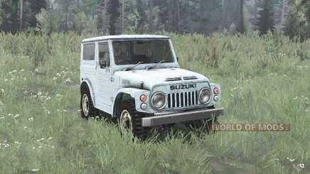 Suzuki LJ80 Hard Top 1978 para MudRunner