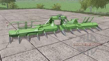 Krone EasyCollect 900-3 para Farming Simulator 2017