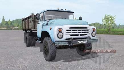 ZIL 130 dump truck v1.1 para Farming Simulator 2017