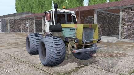 T-150K ruedas grandes para Farming Simulator 2017