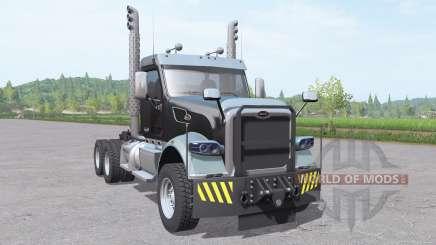 Peterbilt 567 Day Cab more configurations para Farming Simulator 2017