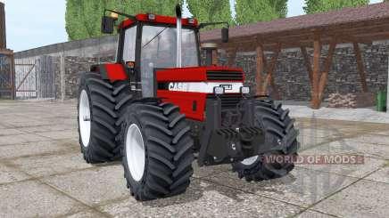 Case IH 1255 XL new sound effects para Farming Simulator 2017