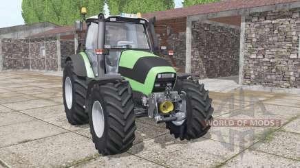 Deutz-Fahr Agrotron M 620 v2.0 para Farming Simulator 2017