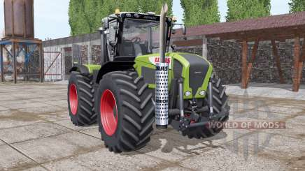 CLAAS Xerion 3300 Trac VC dynamic pants para Farming Simulator 2017