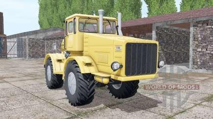 Kirovets K 700 pronta liberación para Farming Simulator 2017