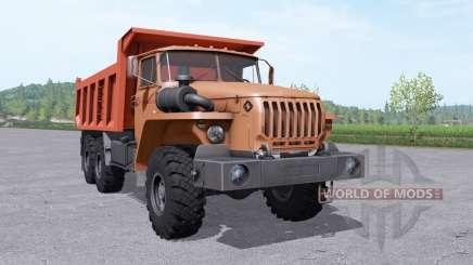 Ural 55571 v2.0 para Farming Simulator 2017