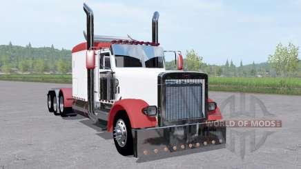 Peterbilt 389 custom para Farming Simulator 2017