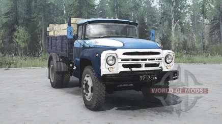 ZIL-130 4x4 para MudRunner