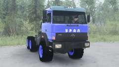 Ural 44202-3511-80 v3.0 para MudRunner