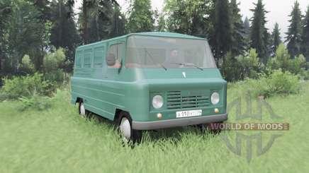 Zuk A06 1975 para Spin Tires