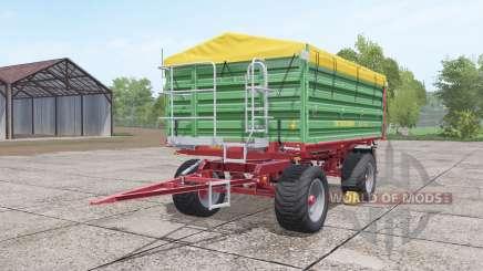 Strᶏutmᶏnn VIVERO 1402 para Farming Simulator 2017